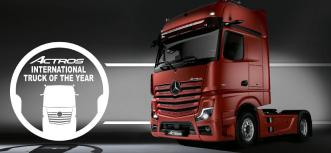 Truck of the Year 2020: Actros